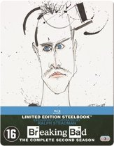 Breaking Bad - Seizoen 2 (Limited Blu-ray Steelbook Edition)