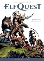 The Complete Elfquest Volume 1: The Original Quest