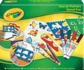 Crayola Hobby: sjablonen (M)