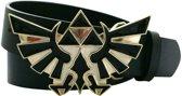 NINTENDO - Zelda Gold Logo Buckle With Belt (S)
