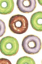 Donut Notebook Journal