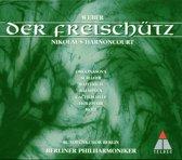 Weber: Der Freischutz / Harnoncourt, Holzmair, Moll, et al