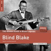 Blind Blake. The Rough Guide To Blu