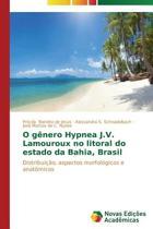 O Genero Hypnea J.V. Lamouroux No Litoral Do Estado Da Bahia, Brasil