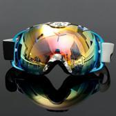 Skibril- Snowboardbril anti condens UV 400