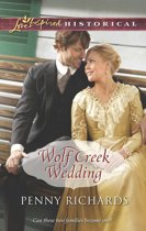 Wolf Creek Wedding (Mills & Boon Love Inspired Historical)