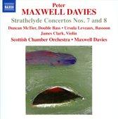 Maxwell Davies: Strathclyde 7+8