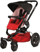 Quinny Buzz Xtra - Kinderwagen - Reworked Red - 2016