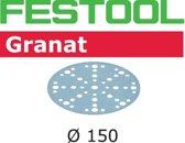 Festool schuurschijf Granat STF D150/48 K60 GR (50st)