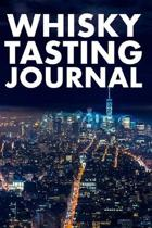 Whisky Tasting Journal: Take Notes of Whiskey You Try, Give Rating, DRAM Colour Slider and Flavour Wheel to Mark on - Whisky Connoisseur Handb