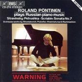 Plays Russian Piano Music