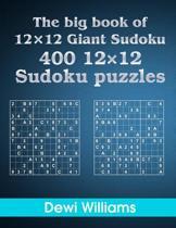 The Big Book of 12 12 Giant Sudoku