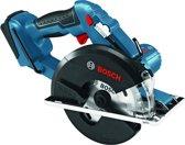 Bosch Professional GKM 18 V-LI Accu cirkelzaag - Zaagbladdiameter 136 mm - Met L-BOXX - Zonder accu en lader