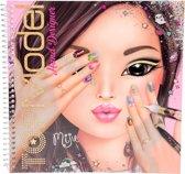 TOPModel hand & nagel designboek