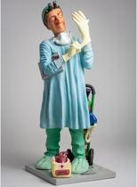 Beroepen - beeldje - chirurg - Guillermo Forchino - hart - transplantatie