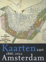 Kaarten van Amsterdam 2 1866-2012