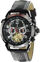 Calvaneo 1583 Calvaneo Astonia Skull - Horloge - 46 mm - Automatisch uurwerk