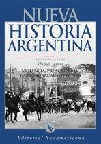 Violencia, proscripcion y autoritarismo 1955-1976