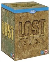 Lost (Complete TV-serie) (Blu-ray) (Import)