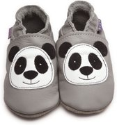 Inch Blue babyslofjes panda grey maat 4XL (19 cm)
