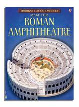 Cut-out Roman Amphitheatre