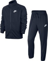 Nike Nsw Track Suit Basic Trainingspak Heren - Blauw
