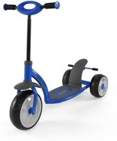 Milly Mally Scooter SPORT - Step - Blauw