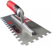 RUBI RUBIflex rvs lijmspaan 28 cm met open greep