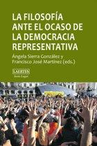 La filosofía ante el ocaso de la democracia representativa