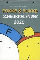 2020 fokke & sukke scheurkalender
