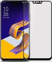 Let op type!! MOFI 9H 2.5D Arc rand getemperd glas Film voor Asus Zenfone 5(2018) / ZE620KL(Black)