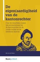 Montaigne 5 - De eigen(aardig)heid van de kantonrechter