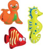 duikdieren 3 stuks