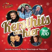 CD cover van Kersthits Van Hier (Top 100) (5Cd)