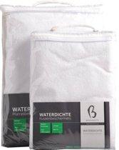 Bonnanotte Waterdichte Matrasbeschermer Wit 140x200