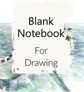 Blank Notebook for Drawing