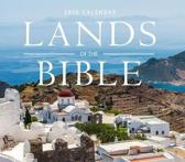 Lands of the Bible Wall Calendar 2020