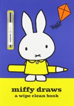 Miffy Draws Wipe Clean Activity Book