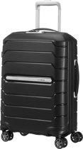 Samsonite Reiskoffer - Flux Spinner 55/20 Uitbreidbaar (Handbagage) Black
