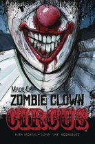 Made-Up Zombie Clown Circus