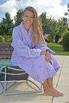ARTG Robezz® Badjas Sjaalkraag Lavendel XXS