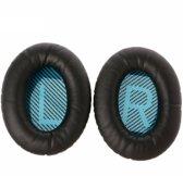Oorkussens voor Bose QuietComfort 25 QC25 Oorkussen Zwart