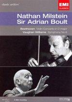 Nathan Milstein & Sir Adrian Boult - Emi classics