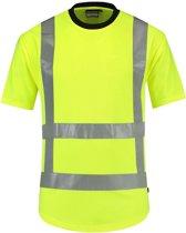 Tricorp T-shirt RWS - Workwear - 103001 - Fluor Geel - maat S