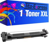 PlatinumSerie® 1 Toner XXL compatibel voor Brother TN-1050 Black