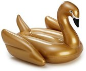 GOLDEN SWAN Pool Float gold