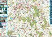 Arthuur fietsknooppuntenkaart Drenthe