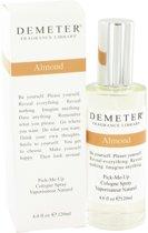 Demeter 120 ml - Almond Cologne Spray Damesparfum