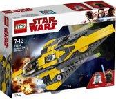 LEGO Star Wars Anakin's Jedi Starfighter - 75214