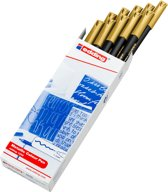 Edding Color pennen - 1200-53 - Metallic Goud